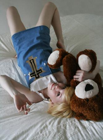 Bridget from Guilty Gear XX worn by Scootkadoot