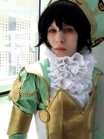 Seth Nightlord / Augusta Vradica from Trinity Blood worn by Scootkadoot