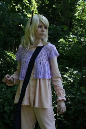 Luna Lovegood from Harry Potter worn by Scootkadoot