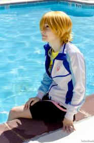 Hazuki Nagisa from Free! - Iwatobi Swim Club worn by Bluucircles