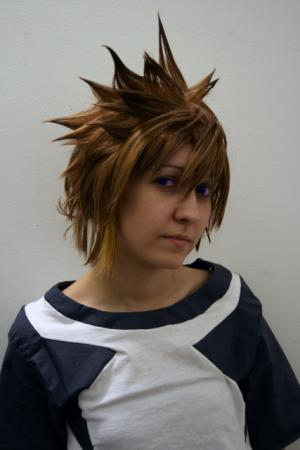 Roxas from Kingdom Hearts 2
