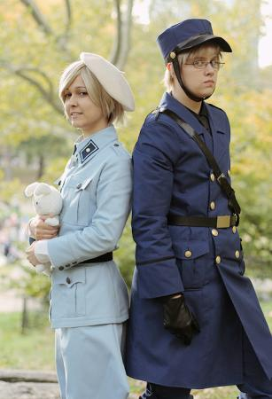 Finland / Tino Väinämöinen from Axis Powers Hetalia worn by Bluucircles