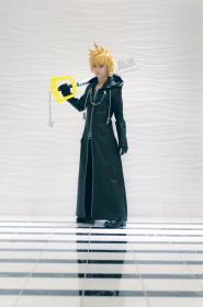 Roxas from Kingdom Hearts 2 (Worn by Bluucircles)