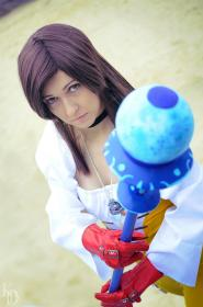 Garnet til Alexandros the 17th from Final Fantasy IX by Bluucircles