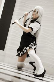 Nyaruko from Haiyore! Nyaruko-san worn by Bluucircles