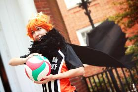 Shouyou Hinata from Haikyuu!! by Bluucircles