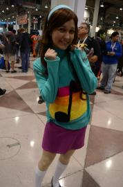 Mabel Pines from Gravity Falls worn by Bluucircles
