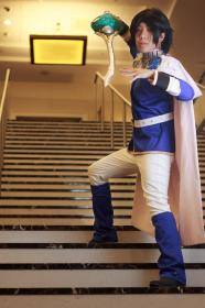 Leon Magnus from Tales of Destiny worn by Bluucircles