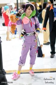 Hikari Natsumi from Kamen Rider Decade