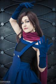 Lisa Lisa from Jojo's Bizarre Adventure worn by Bluucircles