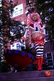 Perona from One Piece worn by Bluucircles