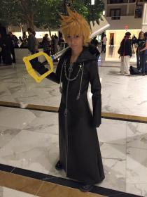 Roxas from Kingdom Hearts 2 worn by Bluucircles