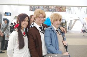 Seychelles from Axis Powers Hetalia