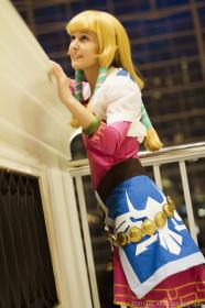 Zelda from Legend of Zelda: Skyward Sword worn by Bluucircles