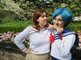 Ami Mizuno from Sailor Moon worn by Bluucircles