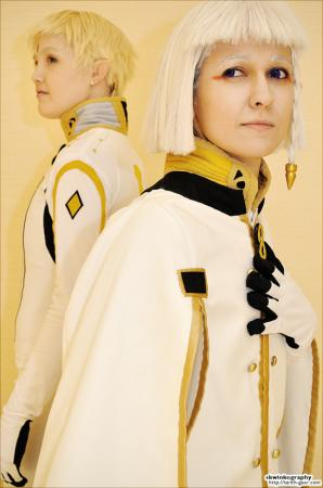 Dio Eraclea from Last Exile worn by Bluucircles