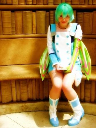 Eureka from Eureka seveN worn by Cepia