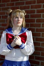 Usagi Tsukino from Sailor Moon worn by Cepia