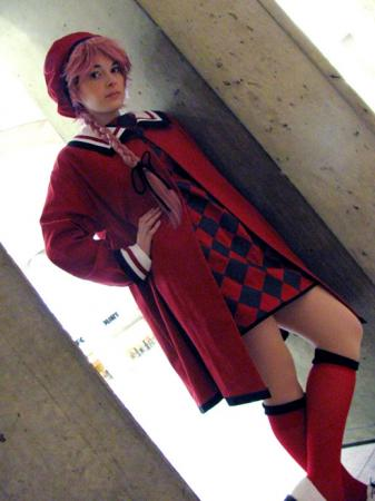Hikaru Shidou from Magic Knights Rayearth worn by Cepia