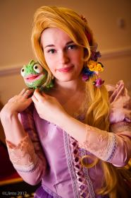 Rapunzel from Tangled worn by Cepia