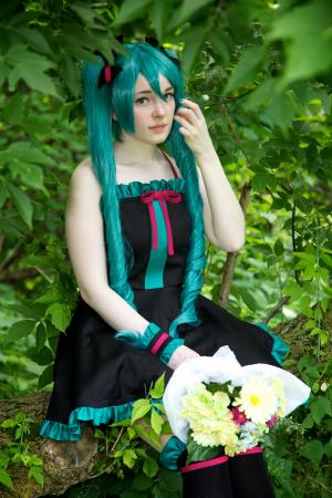 Hatsune Miku from Vocaloid 2 worn by Cepia