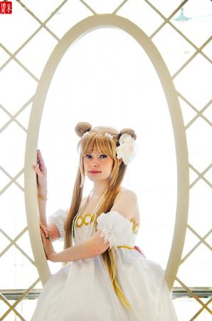 Princess Serenity from Sailor Moon worn by Cepia