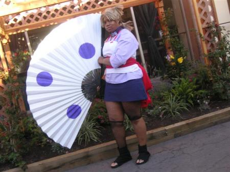 Temari from Naruto worn by SimplyMadd