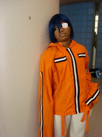 Akito / Agito Wanijima from Air Gear worn by SimplyMadd