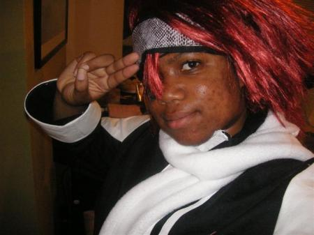 Lavi from D. Gray-Man