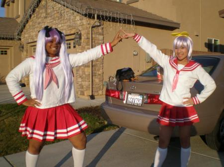 Kagami Hiiragi from Lucky Star worn by SimplyMadd
