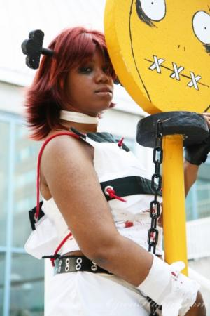 A.B.A from Guilty Gear Isuka worn by SimplyMadd