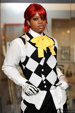 Joker from Black Butler worn by SimplyMadd