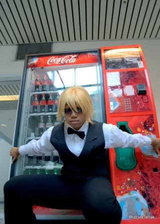 Shizuo Heiwajima from Durarara!! worn by SimplyMadd