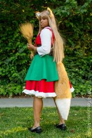 Horo from Spice and Wolf worn by SimplyMadd
