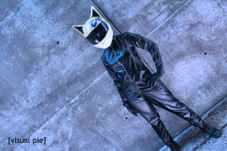 Celty Sturluson from Durarara!! worn by SimplyMadd