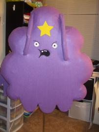 Lumpy Space Princess from Adventure Time with Finn and Jake worn by CelesMaxwell