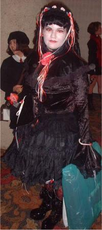 Mana from Malice Mizer worn by CelesMaxwell