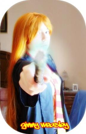 Ginny Weasley from Harry Potter