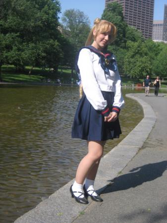 Usagi Tsukino from Sailor Moon Sailor Stars worn by Starlightslk