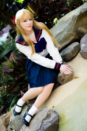 Minako Aino from Sailor Moon Sailor Stars worn by Starlightslk