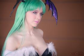 Morrigan Aensland from