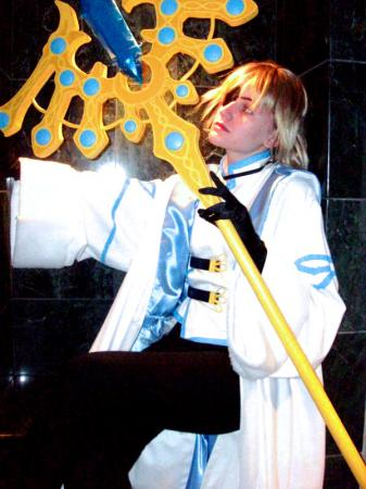 Fai D. Flowright / Yuui from Tsubasa: Reservoir Chronicle worn by Ave Maria