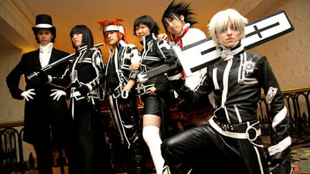 Road (Rhode) Kamelot from D. Gray-Man worn by 