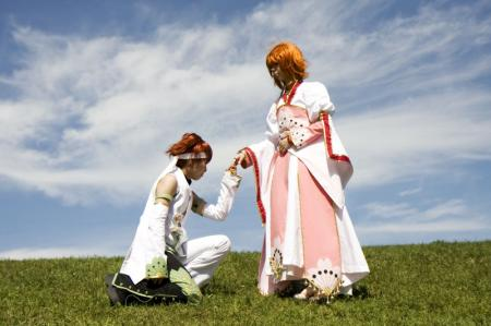 Syaoran from Tsubasa: Reservoir Chronicle worn by マコト