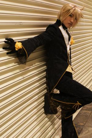 Kagamine Len from Vocaloid 2 worn by マコト