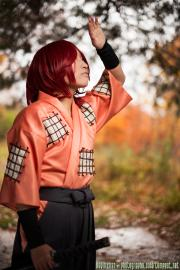 Tomatsu Sakubee from Nintama Rantarou worn by 