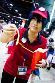 Sadao Maō / Satan Jacob from The Devil is a Part-Timer! worn by マコト