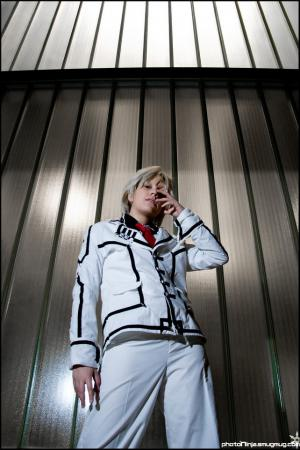 Aidou Hanabusa from Vampire Knight (Worn by A19riku)