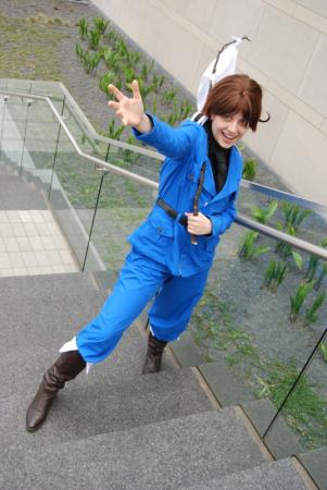 Italy (Veneziano) / Feliciano Vargas from Axis Powers Hetalia (Worn by A19riku)