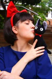 Kiki from Kiki's Delivery Service
